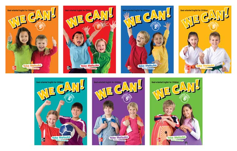 We Can! covers